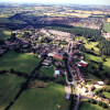 Aerial view of Woodford Halse