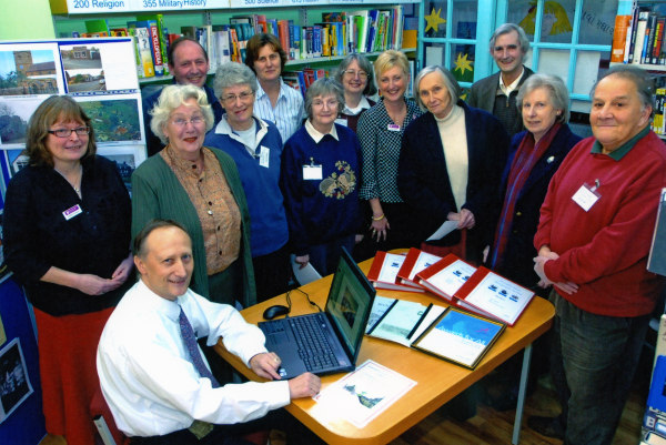 Woodford Halse Village Archive team