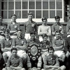 Thumbnail: Woodford Halse School Football First Team 1948/49.
