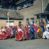 Thumbnail: Woodford Halse School and Church festival April 1992, Garba Dance.
