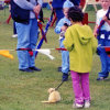 Thumbnail: Woodford Halse School Fete 2002.