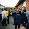 Thumbnail: New school wing opened by the Bishop of Brixworth.
