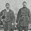 Thumbnail: Charles Ringham (right) [Grandad Charlie] in his police uniform, the other man is not known.