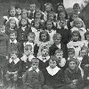 Thumbnail: Loll and Horace Ringham School Photograph.