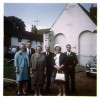 Thumbnail: The Howes family at Sandra's wedding