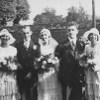 Thumbnail: Wedding of Ted Edmunds and Isabel Ringham.