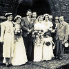 Thumbnail: Wedding photo at St Mary's Church