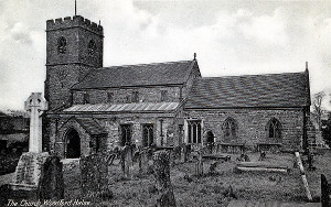 Front View of St Mary's